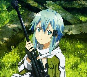 Sword Art Online 2 Sinon 2160x1920