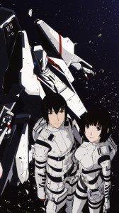 Knights of Sidonia Nagate Tanikaze Shizuka Hoshijiro.Magic THL W300 wallpaper 1080x1920
