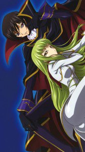 Code Geass C.C. Lelouch Lamperouge.iPhone 6 wallpaper 750x1334