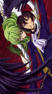 Code Geass C.C. Lelouch Lamperouge.iPhone 6 wallpaper 750x1334 (7)