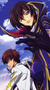 Code Geass Lelouch Lamperouge Suzaku Kururugi.iPhone 6 wallpaper 750x1334 (4)