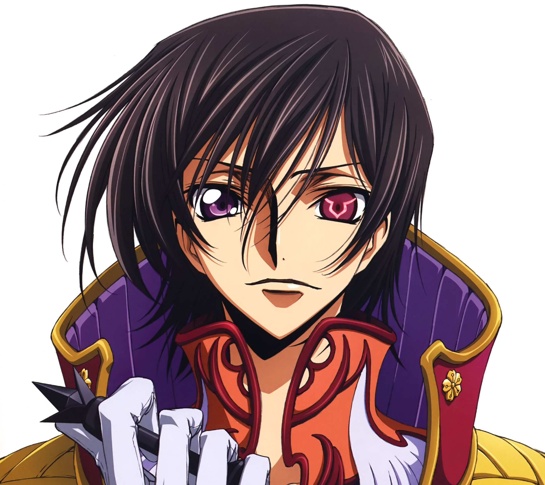 Code Geass Lelouch Lamperouge.Android wallpaper 2160x1920