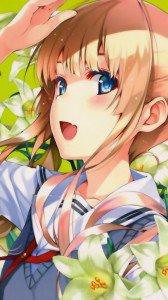 Saenai Heroine no Sodatekata Sawamura Eriri Spencer.Sony Xperia Z wallpaper 1080x1920