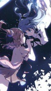 Sora no Method Nonoka Komiya Noel.Sony Xperia Z wallpaper 1080x1920