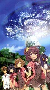 Sora no Method Nonoka Komiya Yuzuki Mizusaka Koharu Shiihara.Samsung Galaxy Note 3 wallpaper 1080x1920