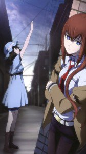 Steins Gate Kurisu Makise Mayuri Shiina.Magic THL W8 wallpaper 1080x1920