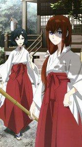 Steins Gate Kurisu Makise Ruka Urushibara.Sony Xperia Z wallpaper 1080x1920