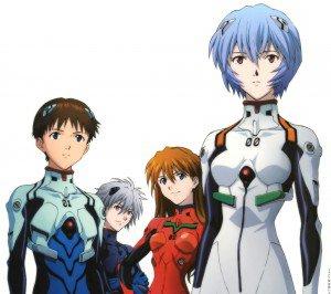 Neon Genesis Evangelion Asuka Langley Soryu Rei Ayanami Shinji Ikari Kaworu Nagisa.Android wallpaper 2160x1920