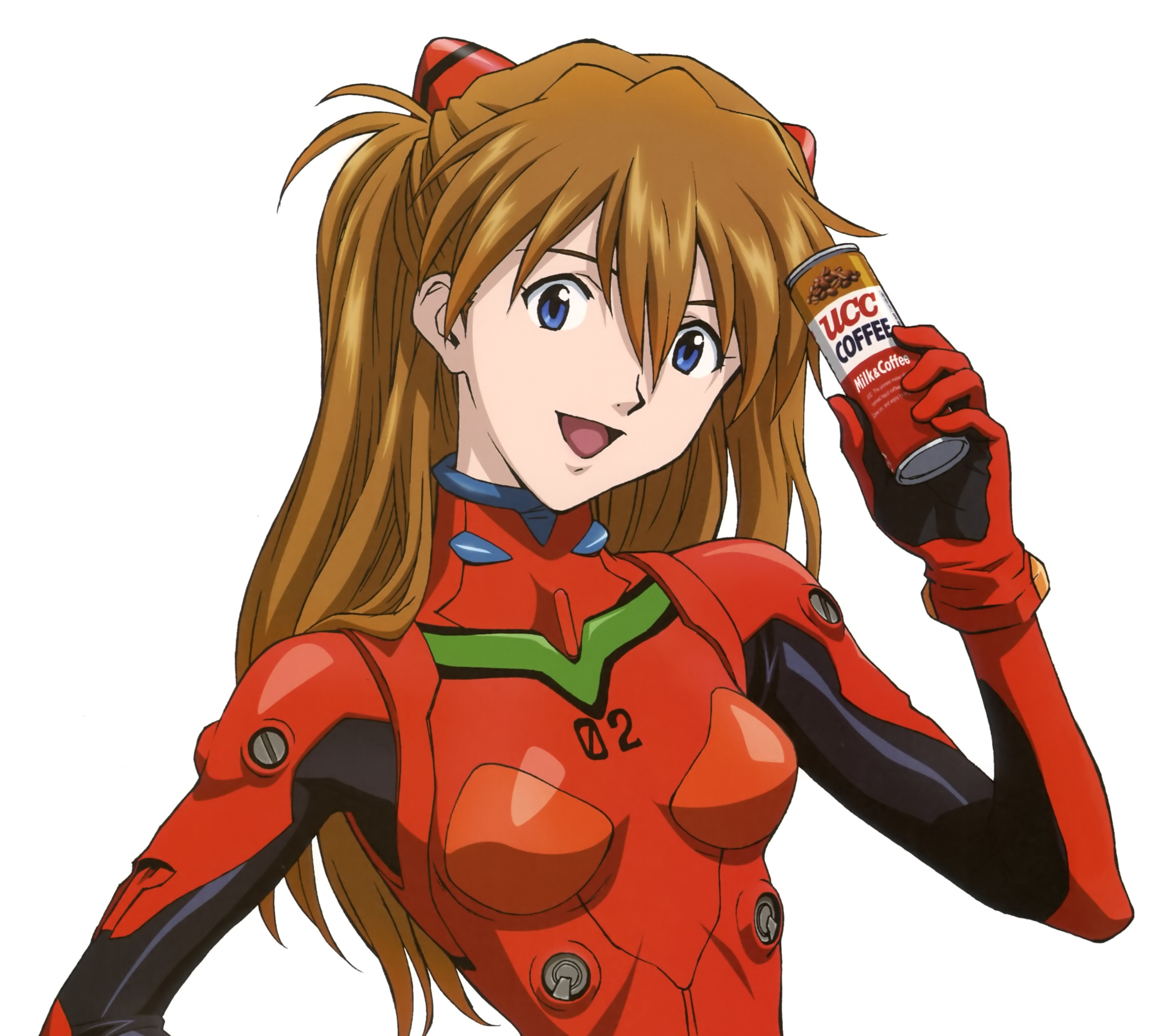 Neon Genesis Evangelion Asuka Langley Soryu.Magic THL W8 wallpaper 1080×1920 - Kawaii Mobile