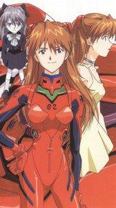 Neon Genesis Evangelion Asuka Langley Soryu.HTC One wallpaper 1080x1920