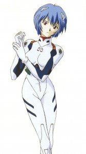 Neon Genesis Evangelion Rei Ayanami.HTC One wallpaper 1080x1920