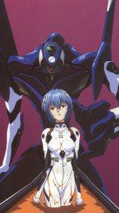 Neon Genesis Evangelion Rei Ayanami.Magic THL W9 1080x1920