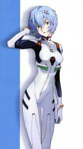 Neon Genesis Evangelion Rei Ayanami.Samsung Galaxy S4 wallpaper 1080x1920