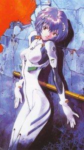 Neon Genesis Evangelion Rei Ayanami.Sony Xperia Z wallpaper 1080x1920