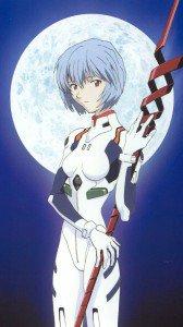 Neon Genesis Evangelion Rei Ayanami.iPhone 6 Plus wallpaper 1080x1920