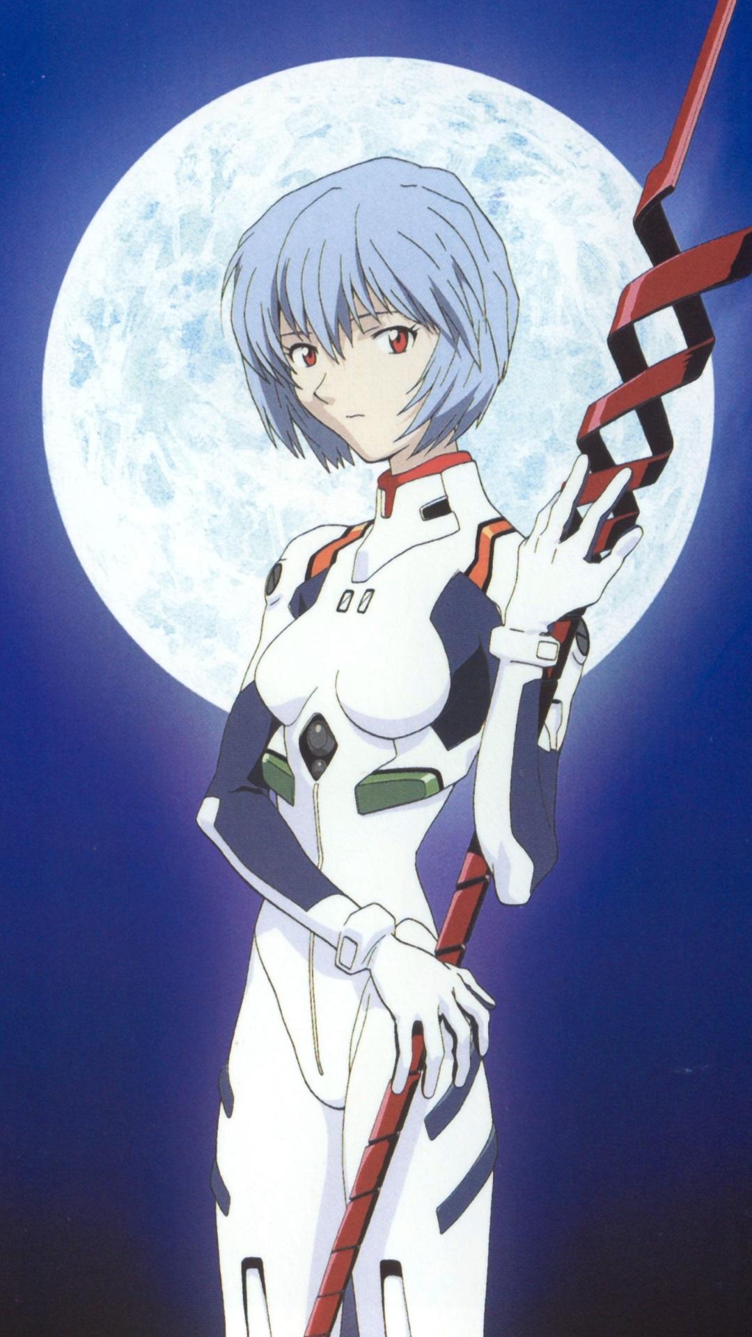 Neon Genesis Evangelion Rei Ayanami Iphone 6 Plus
