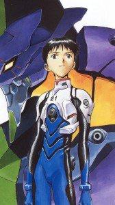 Neon Genesis Evangelion Shinji Ikari.HTC One wallpaper 1080x1920