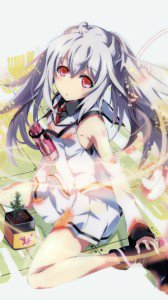 Plastic Memories Isla.Magic THL W300 wallpaper 1080x1920