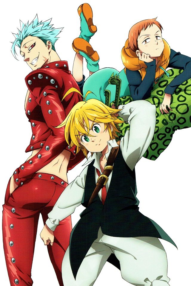 Seven Deadly Sins Meliodas Ban Kingipod 4 Wallpaper 640960