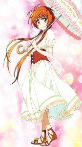 Nisekoi Marika Tachibana.Samsung Galaxy S4 wallpaper 1080x1920