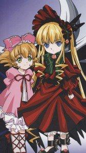 Rozen Maiden Shinku Hinaichigo.Sony Xperia Z wallpaper 1080x1920
