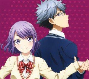 Yamada-kun to 7-nin no Majo Nene Odagiri Ushio Igarashi.Android wallpaper 2160x1920