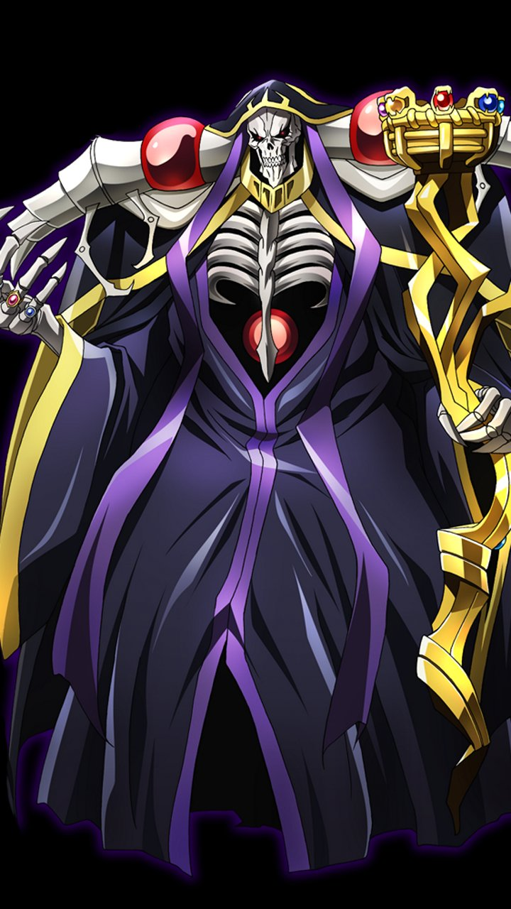 Overlord Anime Wallpapers For Smartphones