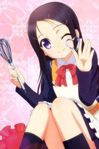 Charlotte Ayumi Otosaka.iPhone 4 wallpaper 640x960