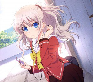 Charlotte Nao Tomori.Android wallpaper 2160x1920 (5)