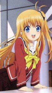 Charlotte Yusa Nishimori (Yusarin).Sony Xperia Z wallpaper 1080x1920