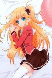 Charlotte Yusa Nishimori (Yusarin).iPod 4 wallpaper 640x960