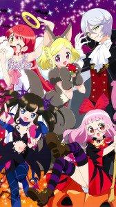 Halloween anime 2015 LG D802 Optimus G2 wallpaper 1080x1920