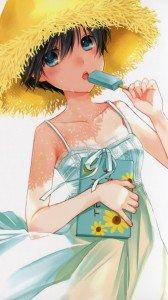 Bokura wa Minna Kawaisou Ritsu Kawai.Samsung Galaxy S4 wallpaper 1080x1920