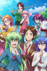 Jitsu wa Watashi wa.iPhone 4 wallpaper 640x960