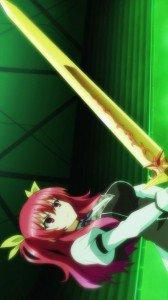 Rakudai Kishi no Cavalry Stella Vermillion.HTC Windows Phone 8X wallpaper 720x1280