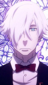 Death Parade Decim.Acer CloudMobile wallpaper 720x1280