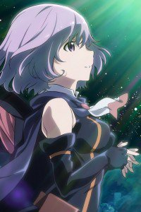 Hai to Gensou no Grimgar Shihoru.iPhone 4 wallpaper 640x960