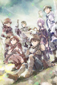 Hai to Gensou no Grimgar.iPhone 4 wallpaper 640x960