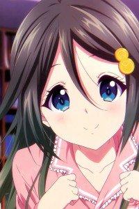 Musaigen no Phantom World Reina Izumi.iPhone 4 wallpaper 640x960