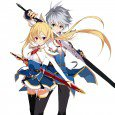 Undefeated Bahamut Chronicle wallpapers – Lisesharte Atismata, Krulcifer Einfolk and Celistia Ralgris. Philuffy Aingram, Airi Arcadia and Lux Arcadia smartphone wallpapers. Android wallpapers 2160x1920 Full HD wallpapers 1080x1920 HD wallpapers...