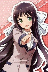 Kono Naka ni Hitori Imouto ga Iru Konoe Tsuruma.iPod 4 wallpaper 640x960