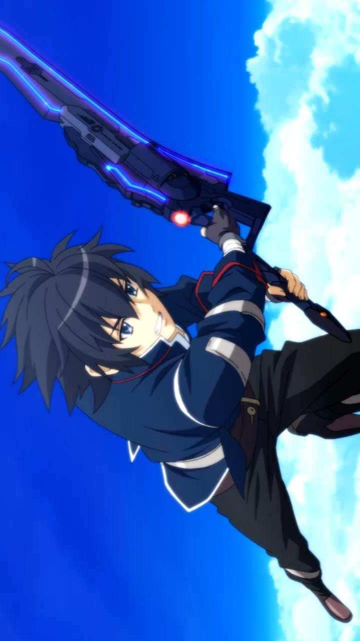 Sky Wizards Academy Anime Wallpapers For Iphone And Android Smartphones