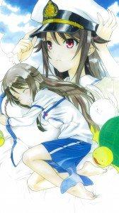 Haifuri Mashiro Munetani.Samsung Galaxy Note 3 wallpaper 1080x1920