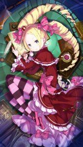 Re Zero Beatrice 2160x3840