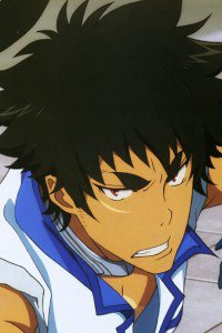 Kuromukuro Kennosuke Tokisada Ouma.iPod 4 wallpaper 640x960