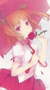 OreShura Chiwa Harusaki.Magic THL W9 wallpaper 1080x1920