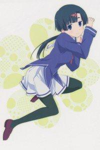 OreShura Himeka Akishino.iPod 4 wallpaper 640x960