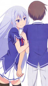 OreShura Masuzu Natsukawa.Magic THL W8 wallpaper 1080x1920