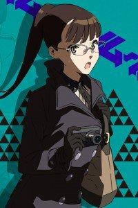Occultic;Nine Toko Sumikaze.iPhone 4 wallpaper 640x960