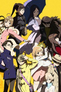 Occultic;Nine.iPhone 4 wallpaper 640x960